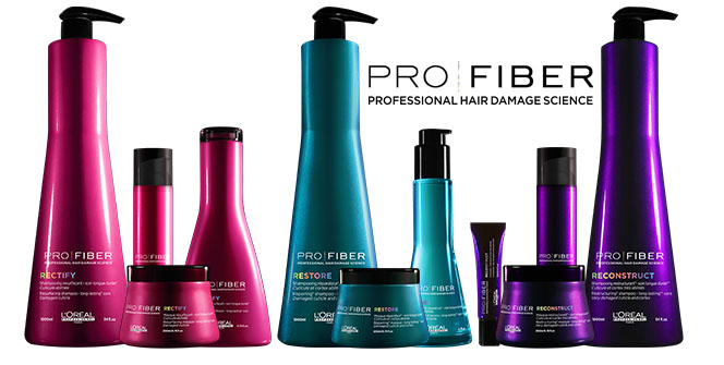 loreal pro fiber vero beach hair salon