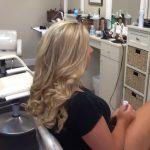 vero beach salon icy blonde balayage highlights